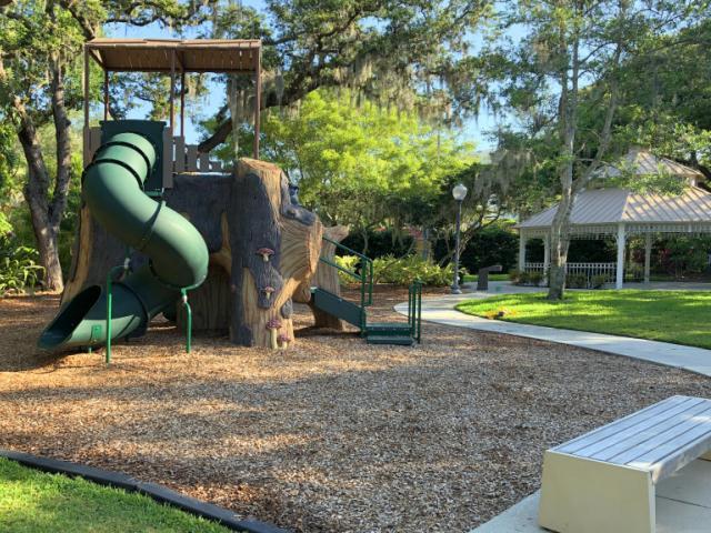 Laurel Park - Gazebo & Playground