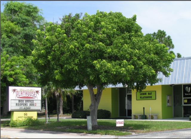 Lemon Bay Playhouse - Lemon Bay Playhouse on Dearborn Street in Englewood Florida