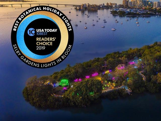 Lights in Bloom®: An Open-air Holiday Light Show