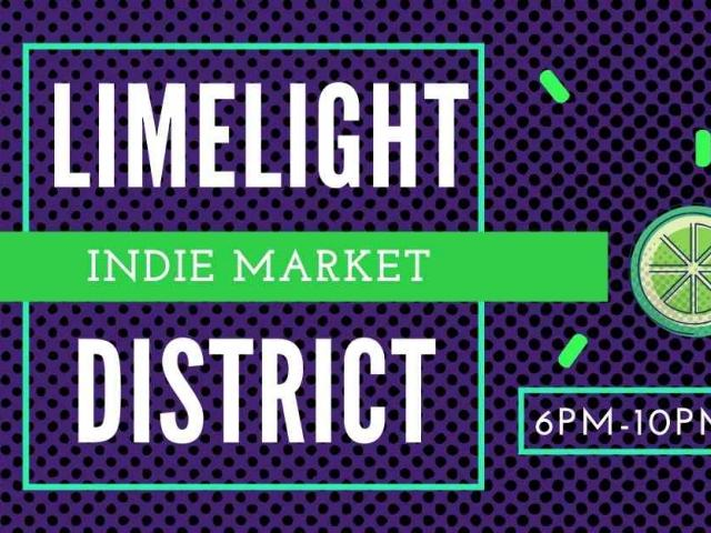 Limelight District Indie Market