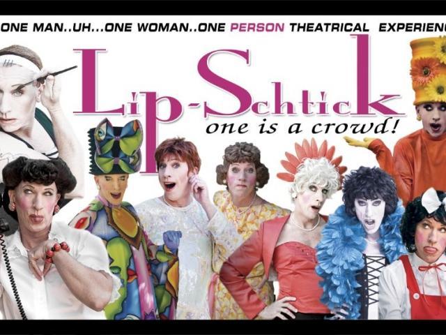 Lip-Schtick At Florida Studio Theatre April 26th