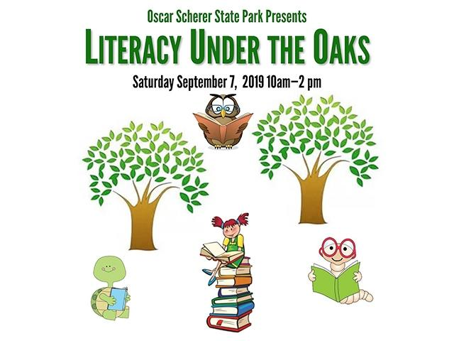 Literacy Under The Oaks