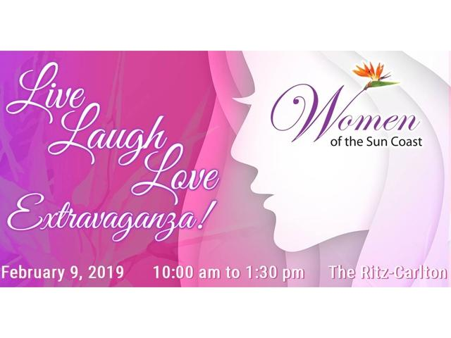 Live Laugh Love Extravaganza – Sarasota