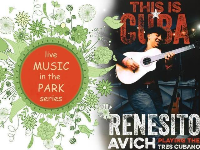 Live Music in the Park