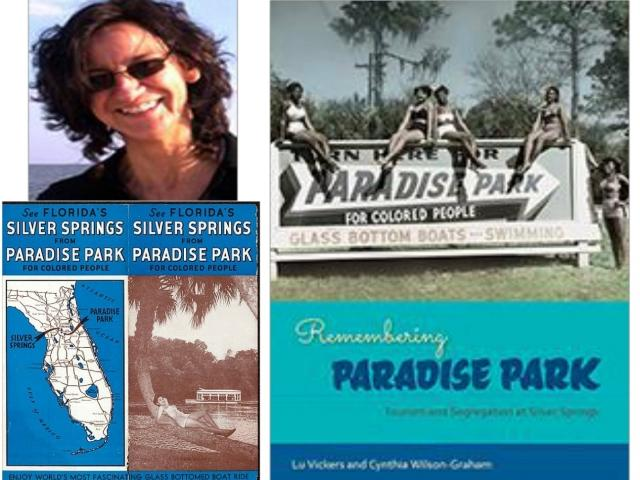 Lu Vickers presents the history of Paradise Park