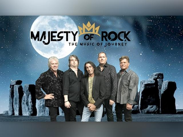 Majesty of Rock: The Ultimate Tribute to Journey
