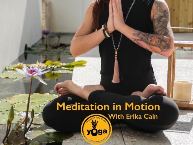 Meditation in Motion - Yoga