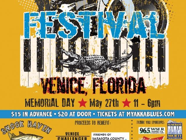 Memorial Day Myakka River Blues Festival