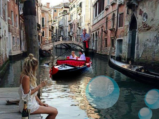 Most Romantic Valentines Day Date - Scenic Gondola Ride!