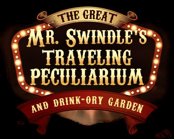 Mr. Swindle's Peculiarium Logo