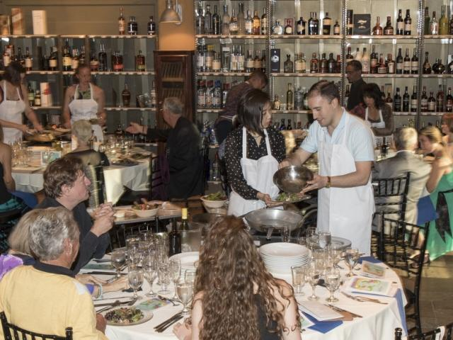 Musical Chefs Interactive Dinner