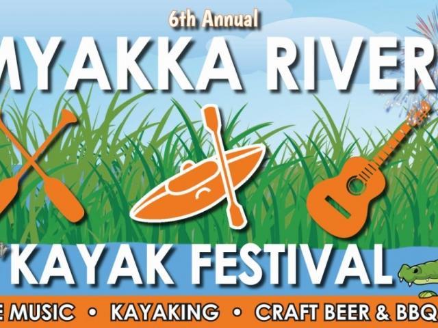 Myakka River Kayak Festival - 4th of July Jam Bash