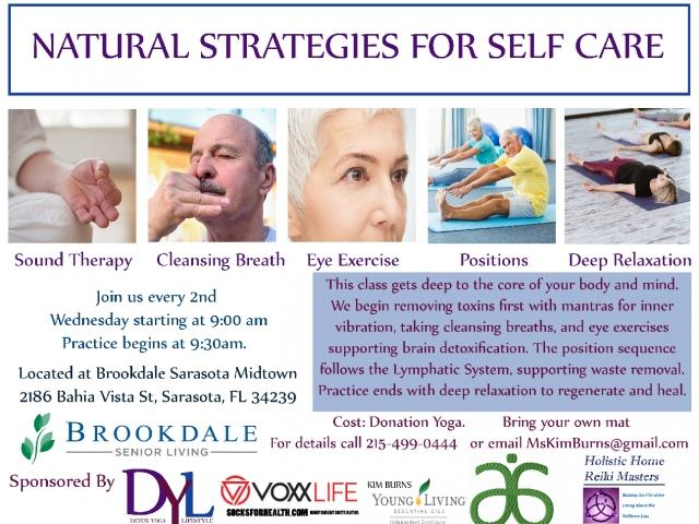 Natural Strategies for Self Care