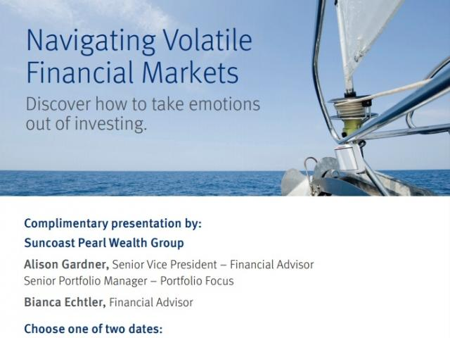 Navigating Volatile Financial Markets - Lunch and Learn