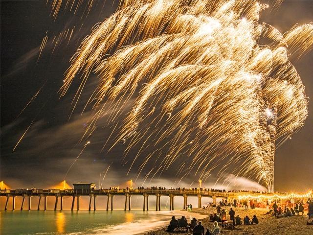 New Year's Eve Beach Bash