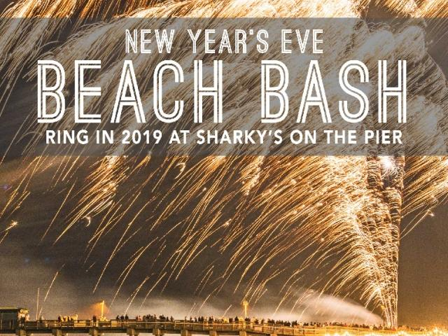 New Year's Eve Beach Bash