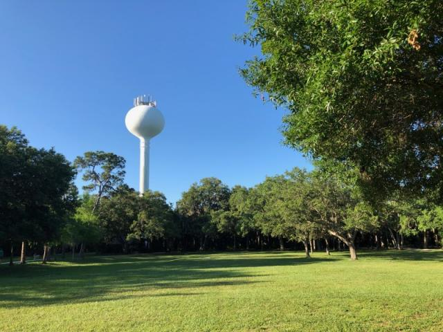 View of the Water Tower