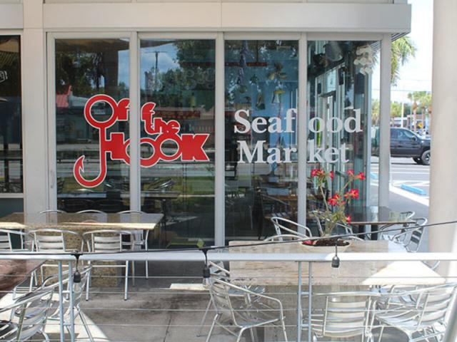 Off The Hook Seafood Restaurant - Savor Listing Image 2