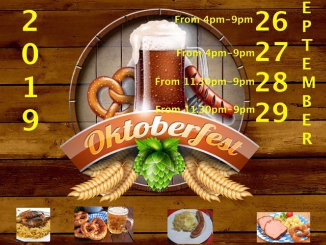 Oktoberfest Sarasota 2019 Da Vinci German Restaurant