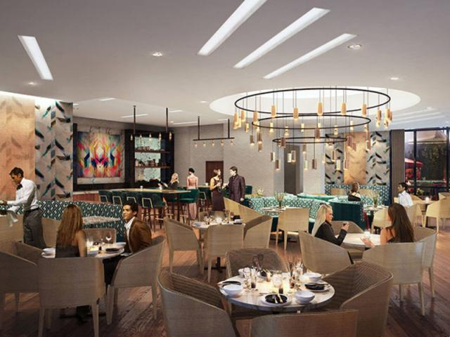 OVERTURE RESTAURANT & GALLERY LOUNGE IN ART OVATION - Listing