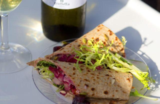 Lunch upon Awake - Let us fill your tummy as you relax on a full day sail.