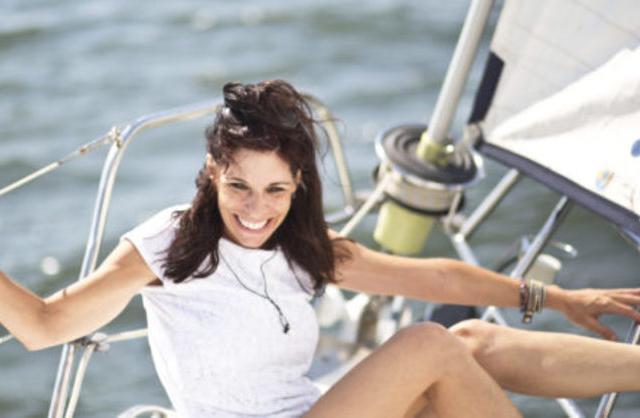 Sailing retreat - Let the sunshine melt away your worries.