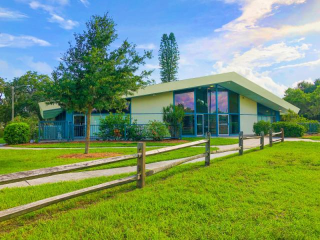 Auditorium - Conveniently located in downtown Sarasota. The room has a well maintained 4,000 plus square foot hard wood floor suitable for dances and meetings.
