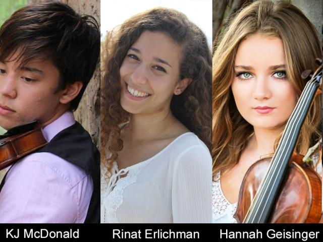 PMP Alumni: Around Town - String Quartet Performance by Graduates of The Perlman Music Program