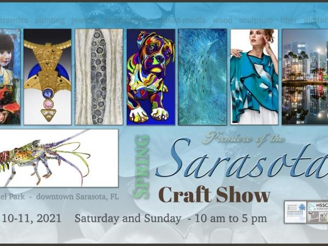 Premiere of the Sarasota Spring Craft Show
