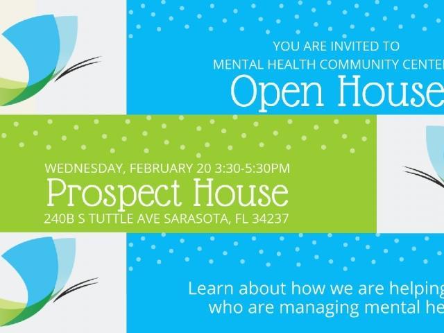 Prospect House Open House
