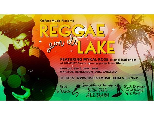Reggae Pon De Lake