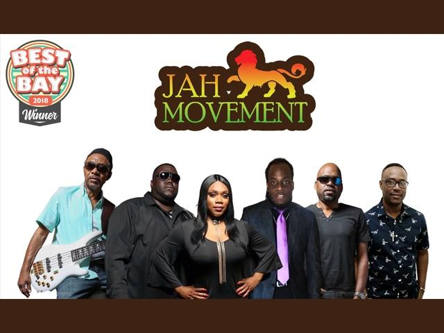Reggae Thursdays w/ Jah Movement
