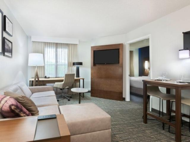 One Bedroom Suite - You'll have plenty of space to get and stay comfortable in our One Bedroom Suite.