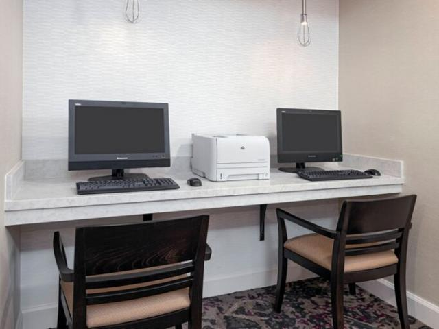 Business Center - Print your boarding pass or important documents in our complimentary business center.