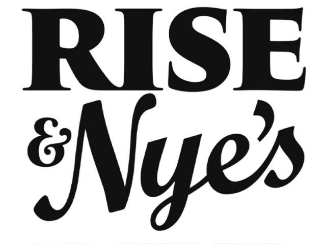 Rise & Nye's - Rise & Nye's. A human rights movement disguised as a coffee and ice cream shop.