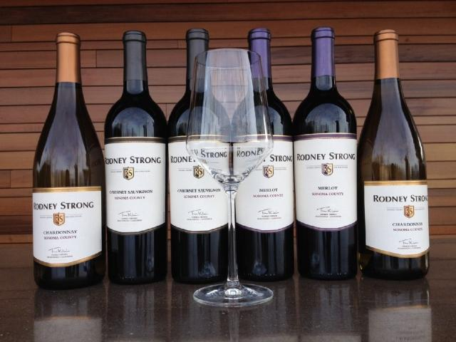 Rodney Strong Portfolio of Wines