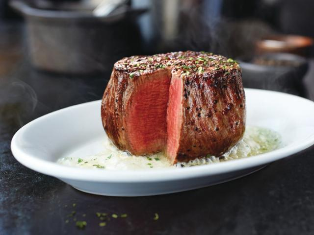 Filet, 11 oz - Our most tender cut of meat.