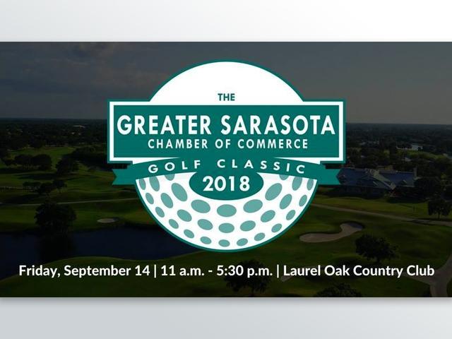 Sarasota Chamber Golf Classic 2018