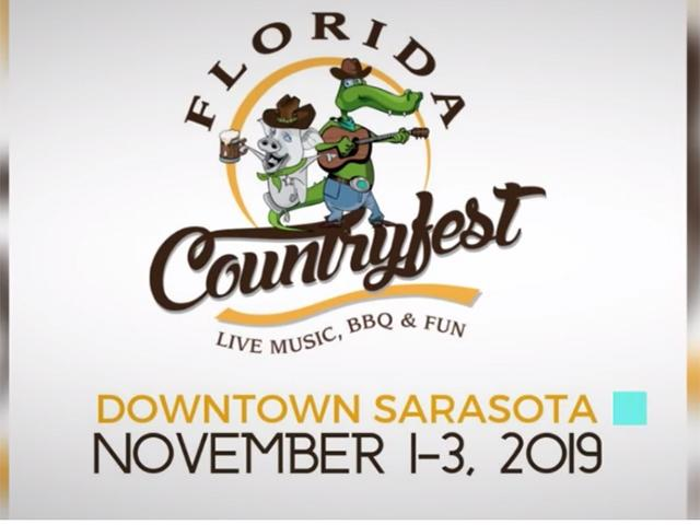Sarasota Country Music Festival