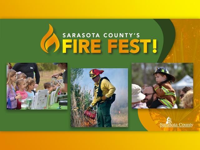 Sarasota County's Fire Fest 2019
