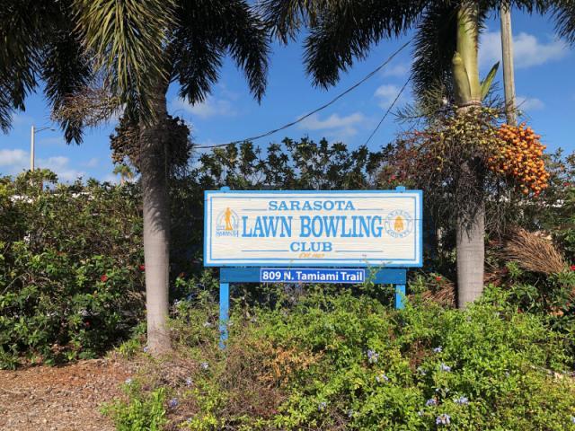 Sarasota Lawn Bowling*