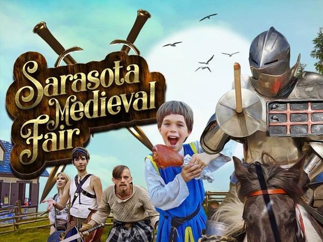 Image result for Sarasota medieval fair