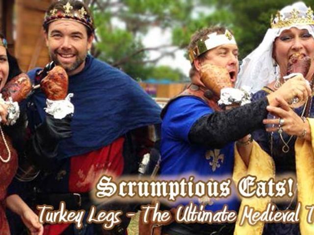 Sarasota Medieval Fair Fun Welcome