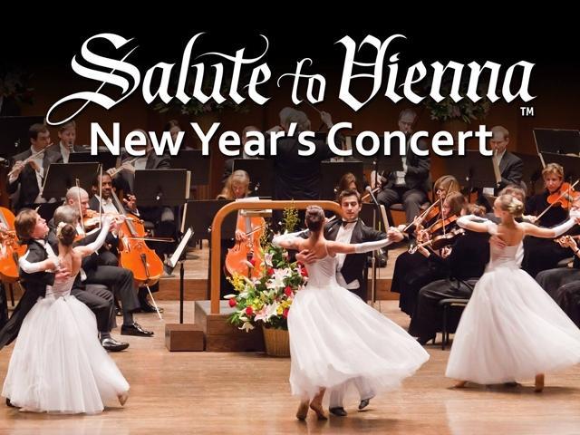 Sarasota: Salute To Vienna New Year's Concert