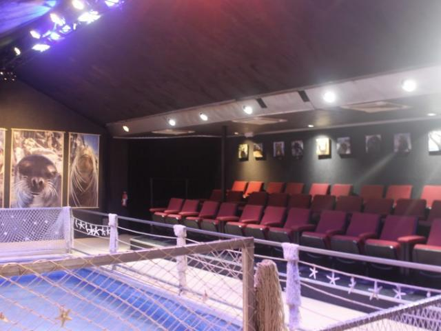 Theater for interactions