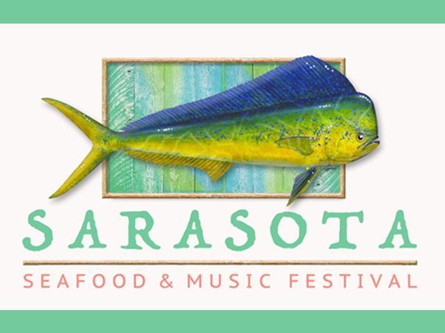 Sarasota Seafood & Music Festival | January 18-20, 2019, Sarasota, FL