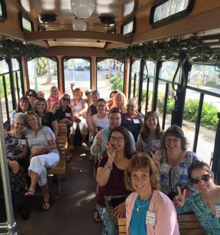 Sightseeing Trolley Tours! - Our Mainland Adventure OR Sights & Sins of Sarasota trolley tours are designed for groups of 10 or more! Book now for family reunions, corporate events or any special get together in Sarasota!