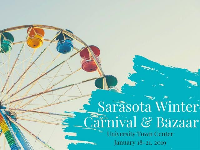 Sarasota Winter Carnival & Bazaar presented by Suncoast Vet ER