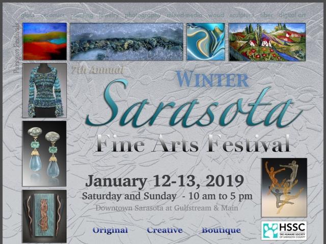 Sarasota Winter Fine Art Festival