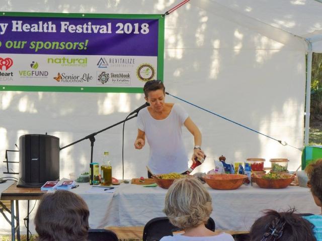 Sarasota's 3rd Annual Solutionary Health Festival